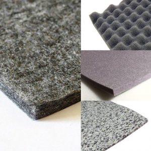 Шумопоглощающие материалы для автомобилей